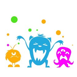 Sticker frigo pingouin
