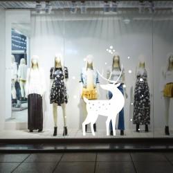 Sticker mural yoga bien etre