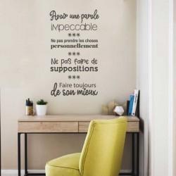 Stickers décor étoilé