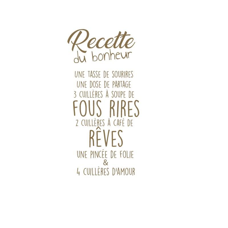 sticker design ombre végétal