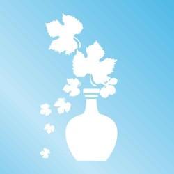 stickers design girafe